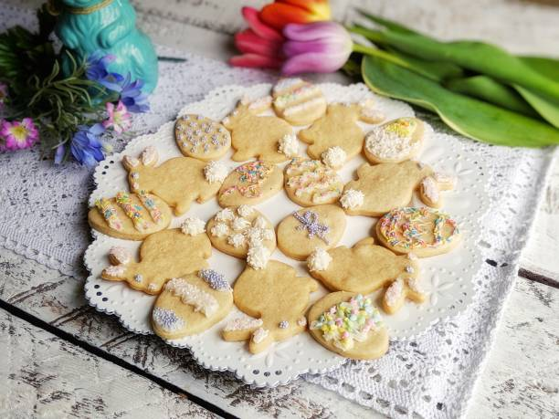biscuits lapin paques DIIY